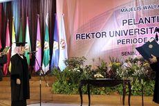 Rektor Baru Unpad Dipilih dan Dilantik Melalui Aklamasi