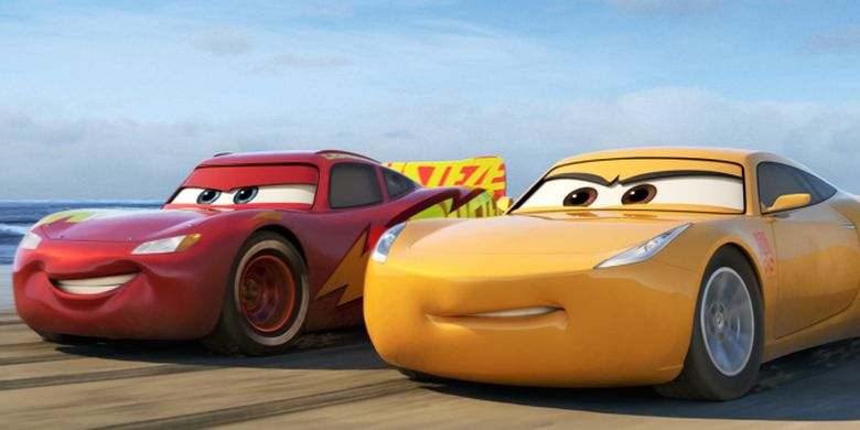 OFF TO THE RACES ? Disney?Pixar?s ?Cars 3? is teaming up with NASCAR this year as crowd favorite Lightning McQueen (voice of Owen Wilson) prepares to return to the big screen June 16, 2017, alongside elite trainer Cruz Ramirez (voice of Cristela Alonzo). Details about the season-long collaboration, which marks the biggest between the ?Cars? franchise and NASCAR, were shared today (Feb. 23, 2017) in Daytona Beach, Fla., ahead of this weekend?s 59th annual Daytona 500?for which Wilson will serve as grand marshal. © 2017 Disney?Pixar. All Rights Reserved.