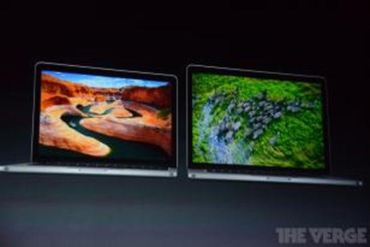 MacBook Pro Retina Display versi 2013