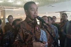 Presiden Jokowi Enggan Komentar soal Rekaman Rini dan Dirut PLN