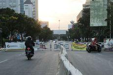 31 Ruas Jalan di Kota Semarang Masih Ditutup Selama PPKM Level 4