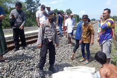 Hendak Seberangi Rel, Pejalan Kaki Tewas Tertabrak Kereta Api di Grobogan