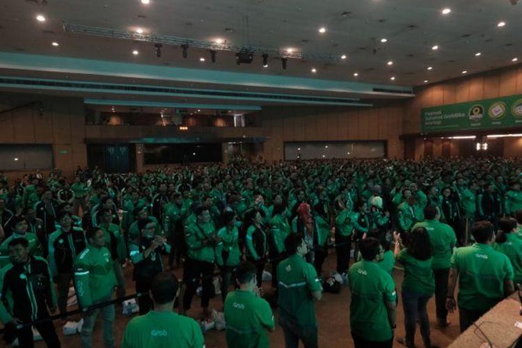 GrabAcademy diikuti oleh lebih dari 3.000 mitra pengemudi GrabBike.