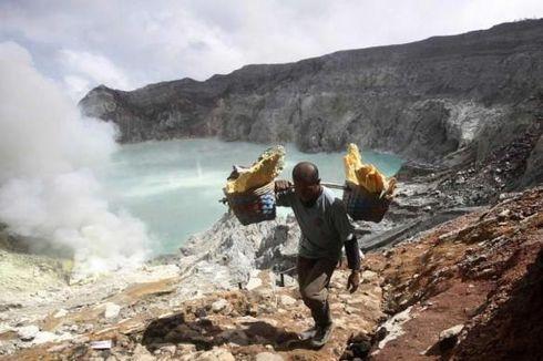 Menpar: Gunung Ijen Lebih Dikenal Dibandingkan Banyuwangi