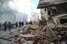 Turki Diguncang Gempa 6,8 SR, 21 Orang Meninggal