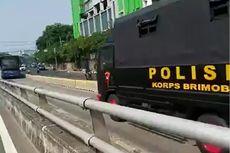 Polisi: Truk Brimob yang Masuk Jalur Transjakarta Dapat Diskresi Menuju KPK RI