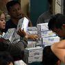 Cari Masker Murah, Harga di Pasar Pramuka Rp 2.500 Per Lembar