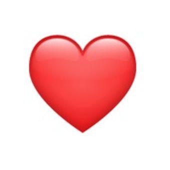 Emoji Red Heart