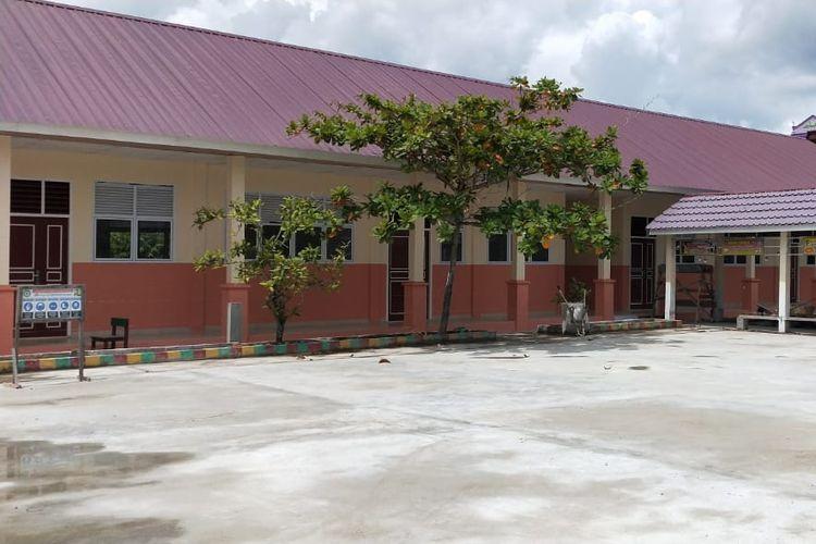Ilustrasi sekolah.