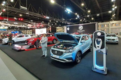Mengintip Fitur Canggih SUV China Blasteran Inggris MG di Thailand