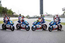 4 Pembalap Pertamina Mandalika SAG Team Bertukar Ilmu di Sirkuit Catalunya