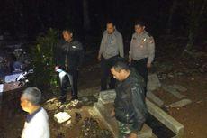Polisi Bentuk Tim untuk Selidiki Motif Pembongkaran 25 Makam di Tasikmalaya