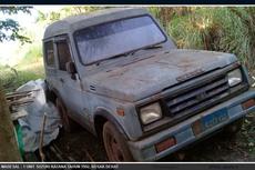 Lelang Mobil Dinas, Suzuki Katana Mulai Rp 3 Jutaan