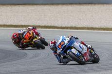 Pertamina Mandalika SAG Team Finis Keenam pada Moto2 Catalunya