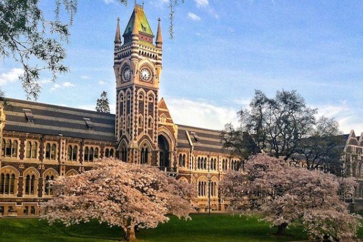 University of Otago, Selandia Baru