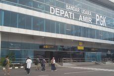 Calon Penumpang di Bandara Depati Amir Diminta Hubungi Maskapai