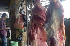 Stok Kurang, Harga Daging Sapi di Palopo Melambung