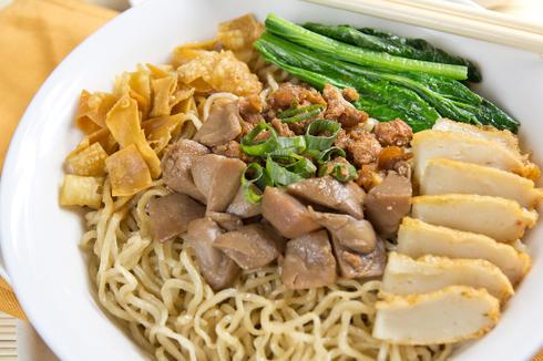 8 Bakmi Ayam Legendaris di Jakarta, Cocok untuk Wisata Kuliner