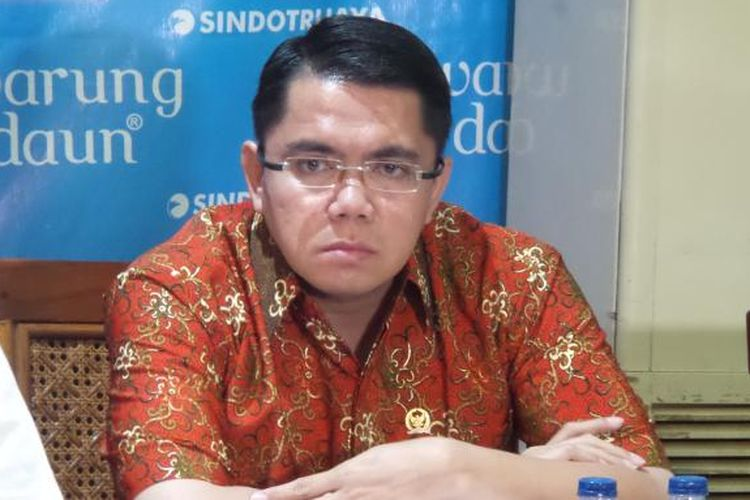 Anggota Komisi II DPR F-PDIP Arteria Dahlan