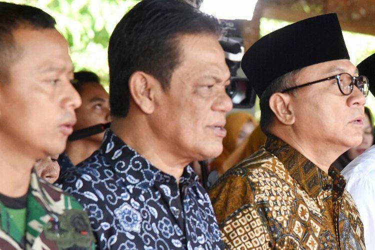 Ketua MPR RI Zulkifli Hasan di Kabupaten Purwakarta, Jumat (26/5/2017)
