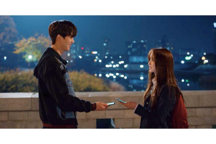 Love Alarm merupakan drama korea tahun 2019 yang dapat disaksikan di Netflix.