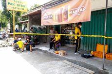 Terduga Pembunuh Pemilik Toko di Blitar Terekam CCTV, Kenakan Hoodie dan Masker