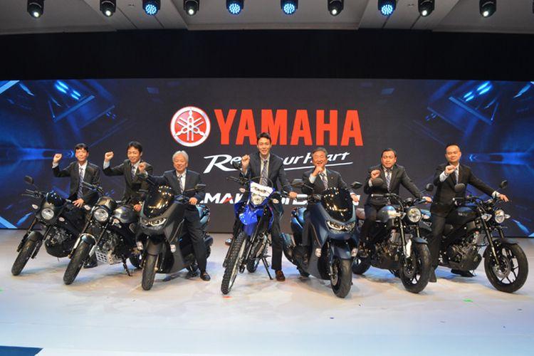 Yamaha luncurkan tiga produk dipenghujung 2019