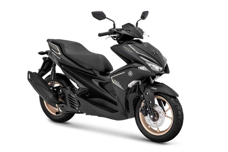 Yamaha Aerox 155 Maxi Signature