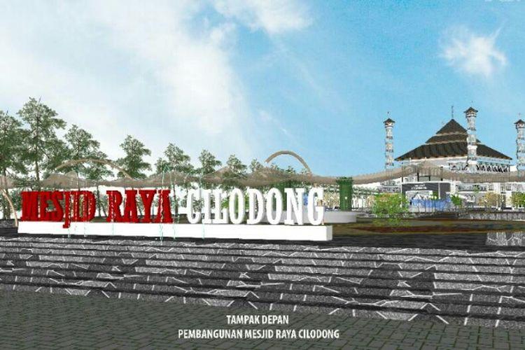 Pemkab Purwakarta telah menetapkan target pembangunan Masjid Cilodong akan selesai pada November 2017.