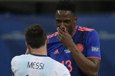 Jawaban Berkelas Bek Timnas Kolombia Usai Diejek Lionel Messi