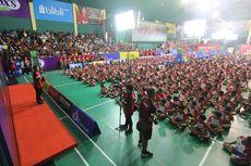 Audisi Umum Beasiswa Bulu Tangkis 2019 Seri Surabaya Resmi Dibuka