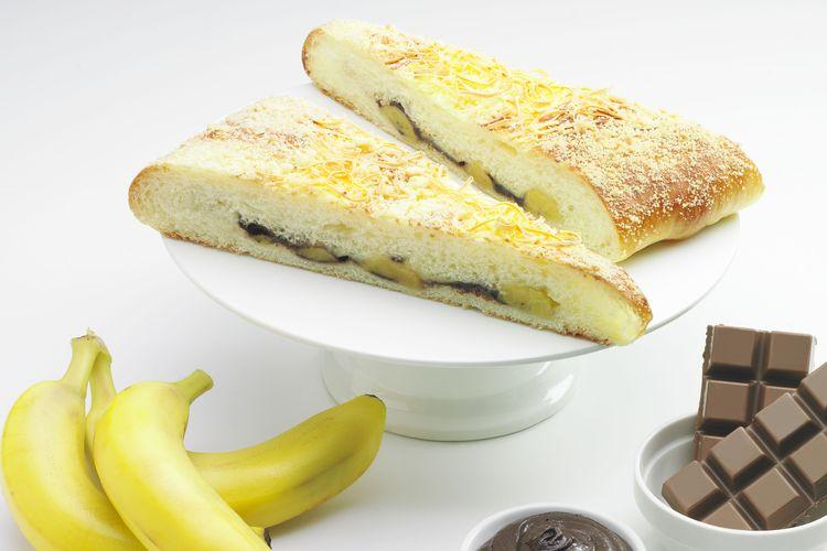 Banana Leker BreadTalk yang menjadi menu favorit selama 17 tahun perjalanan BreadTalk