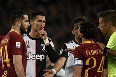 Cristiano Ronaldo Anggap Pemain AS Roma Layaknya