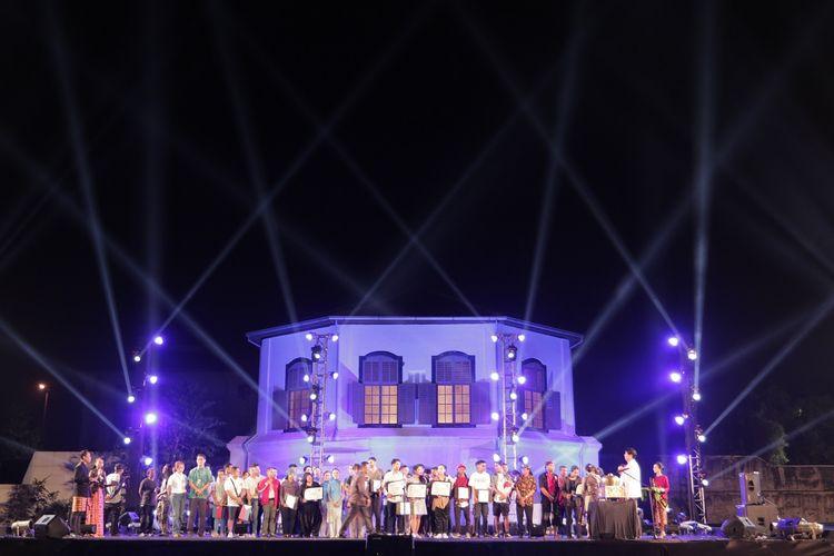 Solo International Performing Arts 2018, Surakarta, Jawa Tengah DOK. Shutterstock