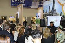 Fokus Mengembangkan Wisata MICE, Kemenpar Promosikan Indonesia di IMEX 2016