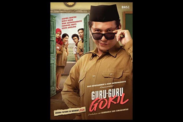 Poster Film Guru-Guru Gokil Netflix