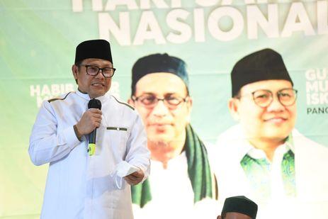 Refleksi Hari Santri Nasional, Gus Muhaimin Sampaikan 3 Agenda Mendesak Pesantren