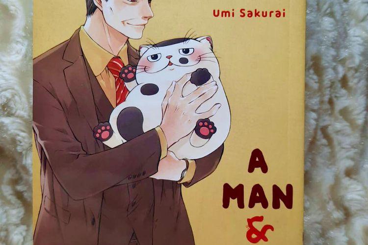 Komik A Man & His Cat