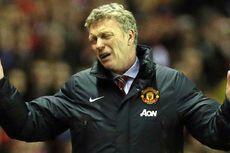 Manchester United Resmi Pecat David Moyes