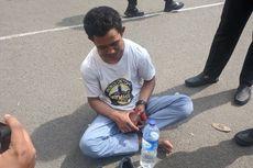 Menyamar Jadi Pelajar SMA, Seorang Sekuriti Diamankan Saat Akan Demo ke DPR