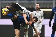 Hasil Liga Italia Inter Milan Vs Spezia - Menang Identik, Nerazzurri Tempel AC Milan di Puncak