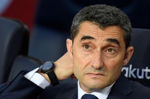 Barcelona Vs Atletico Madrid, Valverde Keluhkan Format Baru Piala Super Spanyol
