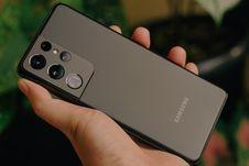 Tampilan Baru Galaxy S21 Ultra