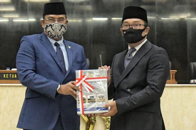 Jabar Raih Opini WTP 9 Kali Berturut-turut, Ridwan Kamil Siap Tindaklanjuti Rekomendasi BPK