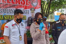 Polisi Tangkap Kurir 500 Gram Sabu di Bandara Soekarno-Hatta