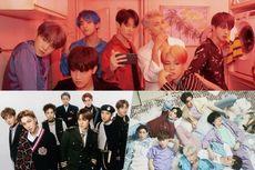 BTS, EXO, dan GOT7 Bersaing di Billboard Music Awards 2019