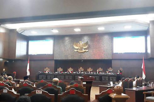 MK Tolak Permohonan Uji Materi Terkait Keserentakan Pemilu