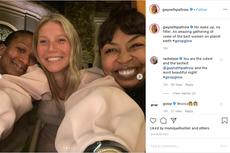 Gwyneth Paltrow Gelar Pesta, Tamu Tak Boleh Pakai Make Up