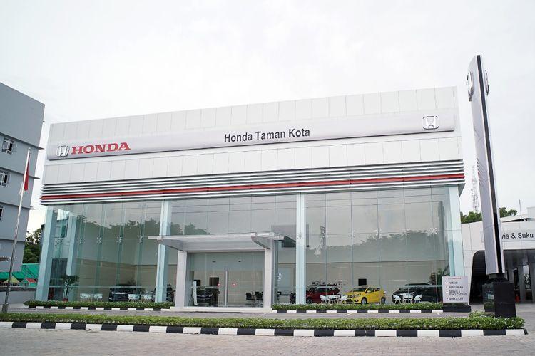 Honda Taman Kota jadi diler Honda kedua di Batam