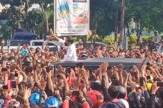 Ini Alasan Polri Tolak Laporan soal Kerumunan Penyambutan Jokowi di NTT